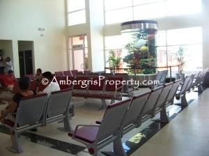 spacious and comfortable seating