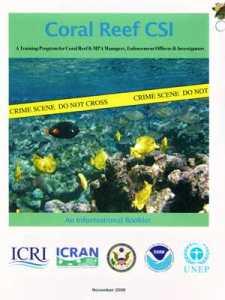 Underwater CSI......